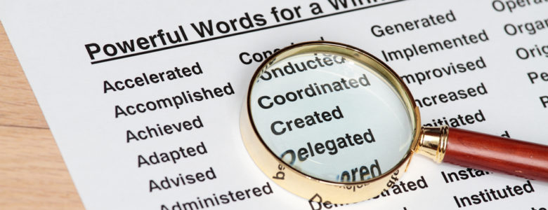 The Best And Worst Words To Put On Your Resume  Words To Put On A Resume