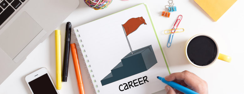 How to have career success